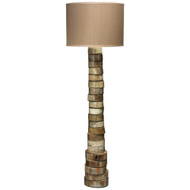 Jamie Young Stacked Horn Floor Lamp