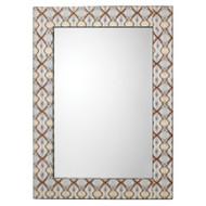 Jamie Young Kaleidoscope Rectangle Mirror