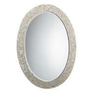Jamie Young Oval Mirror - Large