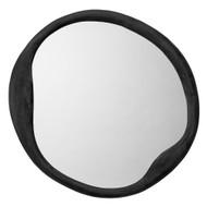 Jamie Young Organic Round Mirror