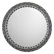 Jamie Young Evelyn Round Mirror