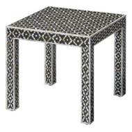 Jamie Young Evelyn Inlay Side Table