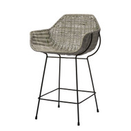 Jamie Young Nusa Counter Stool