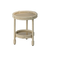 Jamie Young Delta Side Table