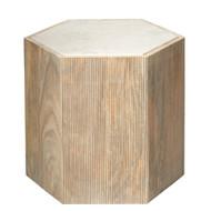Jamie Young Argan Hexagon Table - Large