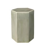 Jamie Young Porto Side Table - Small - Pistachio Ceramic