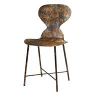 Jamie Young McCallan Metal Chair
