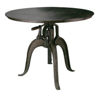 Jamie Young Americana Crank Table