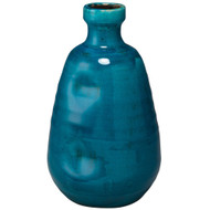 Jamie Young Dimple Vase - Cobalt Blue