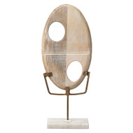 Jamie Young Duolith Object