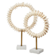 Jamie Young Arena Ring Sculptures - Set of 2