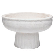 Jamie Young Aegean Pedestal Bowl - Small