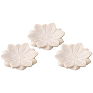 Jamie Young Lotus Plates - Set of 3 - Small