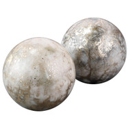 Jamie Young Orb Bookends - Set of 2