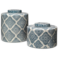 Jamie Young Oran Canisters - Set of 2