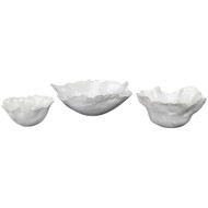 Jamie Young Fleur Ceramic Bow- Set of 3