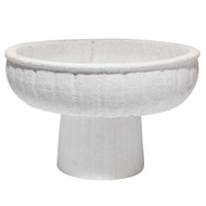 Jamie Young Aegean Pedestal Bowl - Large