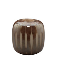 Jamie Young Finn Midcentury Vase - Small