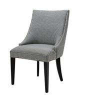 Eichholtz Bermuda Dining Chair - Dixon Black (Store)