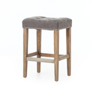 Four Hands Sean Counter Stool W/Kickplate - Dark Moon (Store)