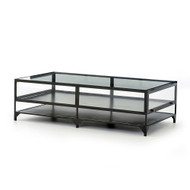 Four Hands Shadow Box Coffee Table (Store)