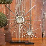 Global Views Star Desk Clock - Small (Store)