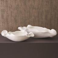 Studio A Free Form Bowl - Matte White - Sm (Store)