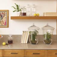 Studio A Grande Seeded Lidded Jar (Store)