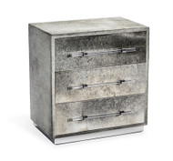 Interlude Home Cassian 3 Drawer Occasional Chest (Store)