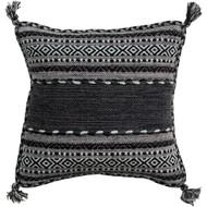 Surya Trenza Pillow - TZ001 - 20 x 20 x 5 - Down (Store)