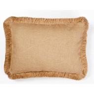 Zentique Burlap No Print Pillow (Store)