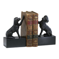 Cyan Design Dog Bookends (Store)