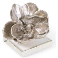 Regina Andrew Magnolia Objet - Silver (Store)