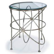Regina Andrew Silver Orbit Table (Store)