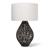 Regina Andrew Jett Table Lamp - Bronze (Store)