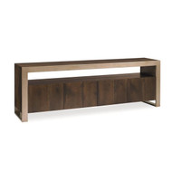 Caracole Key Components - Modern Artisans Media Cabinet (Store)