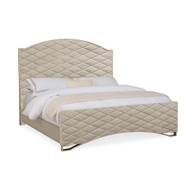 Caracole Quilty Pleasure King Bed