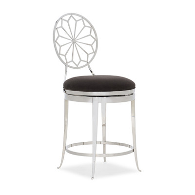 Caracole Inner Circle To The Counter Stool