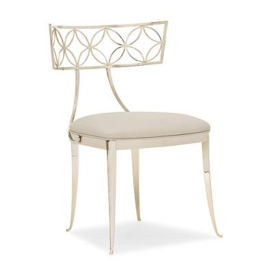 Caracole Royal Klismos At The Table Dining Chair