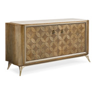 Caracole Pattern Play Sideboard