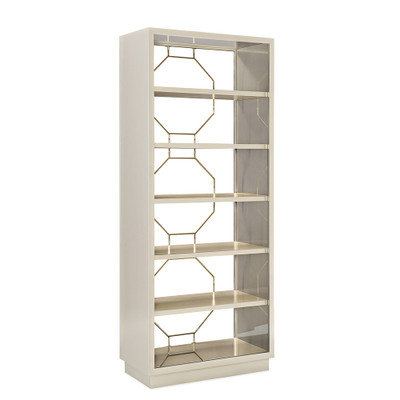 Caracole Going Up Cabinet