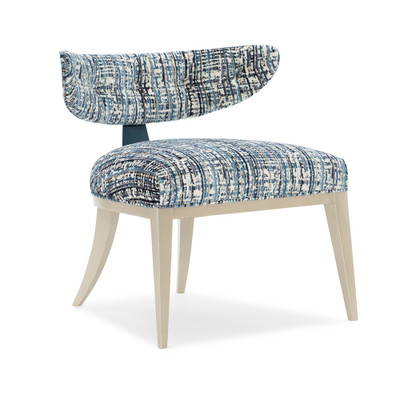Caracole Half Moon Chair