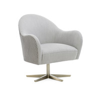 Caracole Verge Swivel Chair