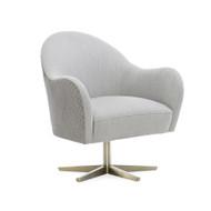 Caracole Verge Swivel Chair