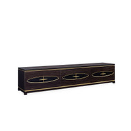 Caracole The Metropolis Entertainment Console Table