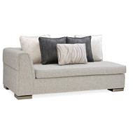 Caracole Edge LAF Loveseat