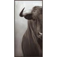 Portrait of a Bull II