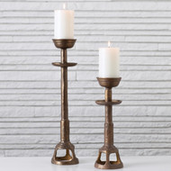 Studio A Temple Candlestick - LG (Store)