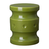 Spindle Stool - Lime