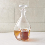 Studio A Pinched Decanter